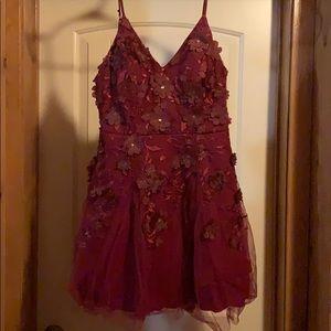 Tease Me mini gala dress